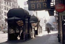 1960s Kiosk