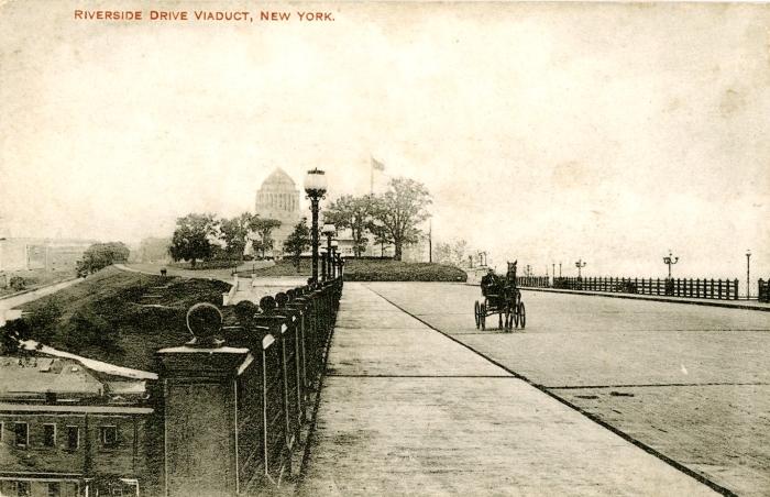 Postcard Viaduct and Grants Tomb