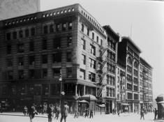 Worth Street 1919