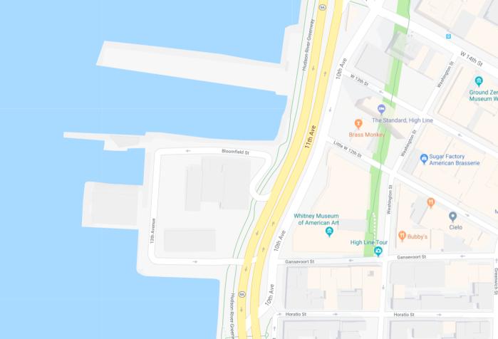 Google Maps 13th Avenue