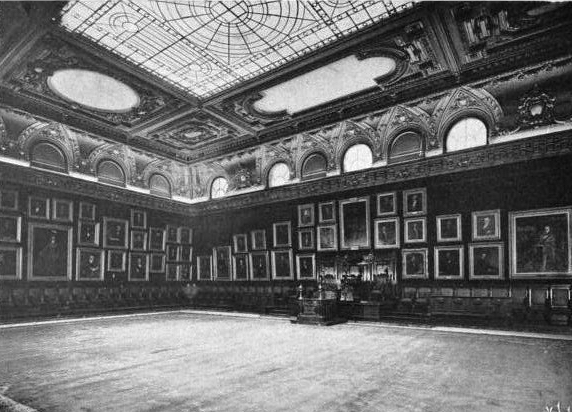 serp-greathall-Architectural Record 1903