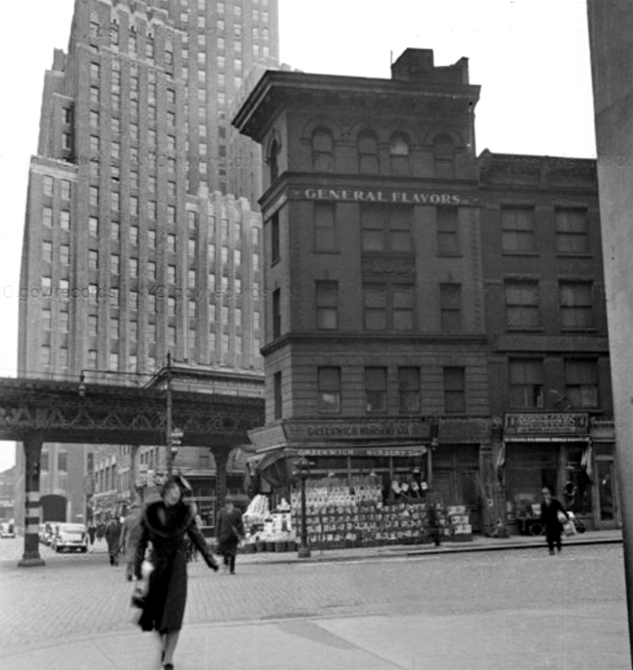 side-chasedaves-looking on broadway-1940