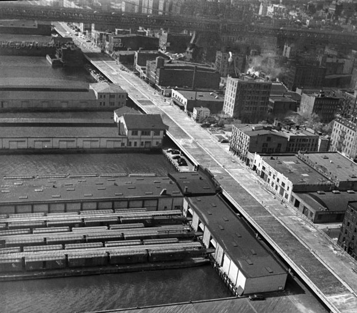 side-intro hobos-East River Drive -September 24, 1953