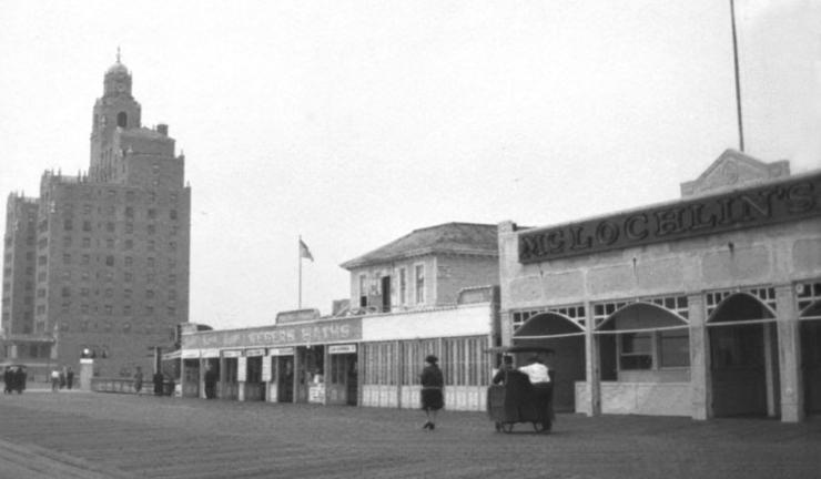 McLochlin_s Baths, circa 1930