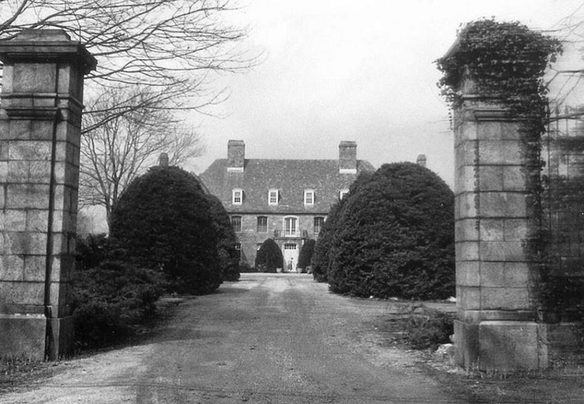 Wainwright house