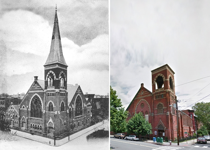 chud-church-before after fire