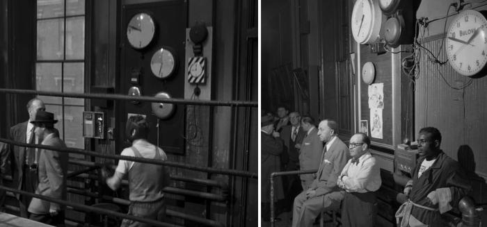 stillmans clocks 1956 vs 1952