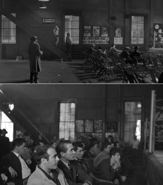 stillmans stairs 1956 vs 1952