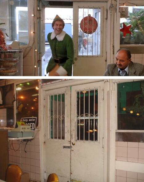 elf-coffee-seafood door compare