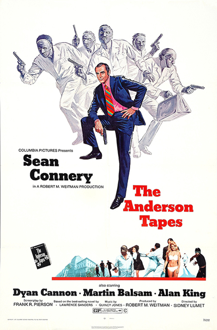 Anderson Tapes (1971)