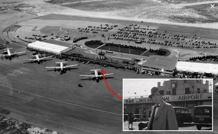 harder-airport runway bogart 1950