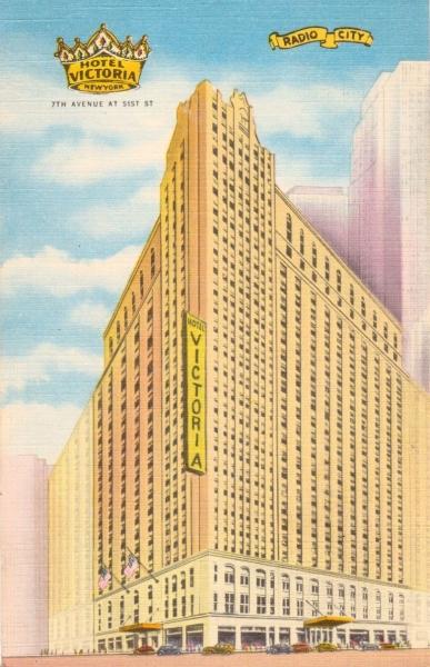 harder-hotel illustration 1950