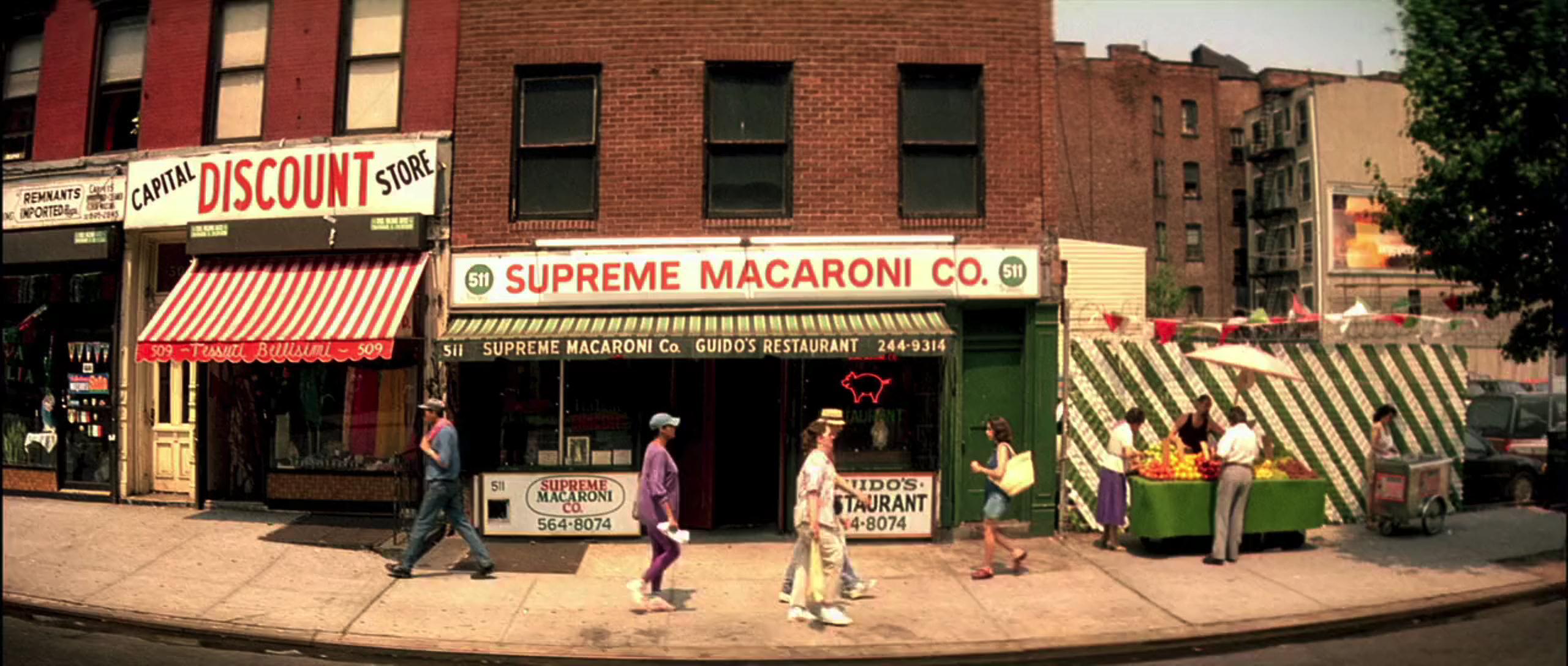 Supreme Macaroni Co