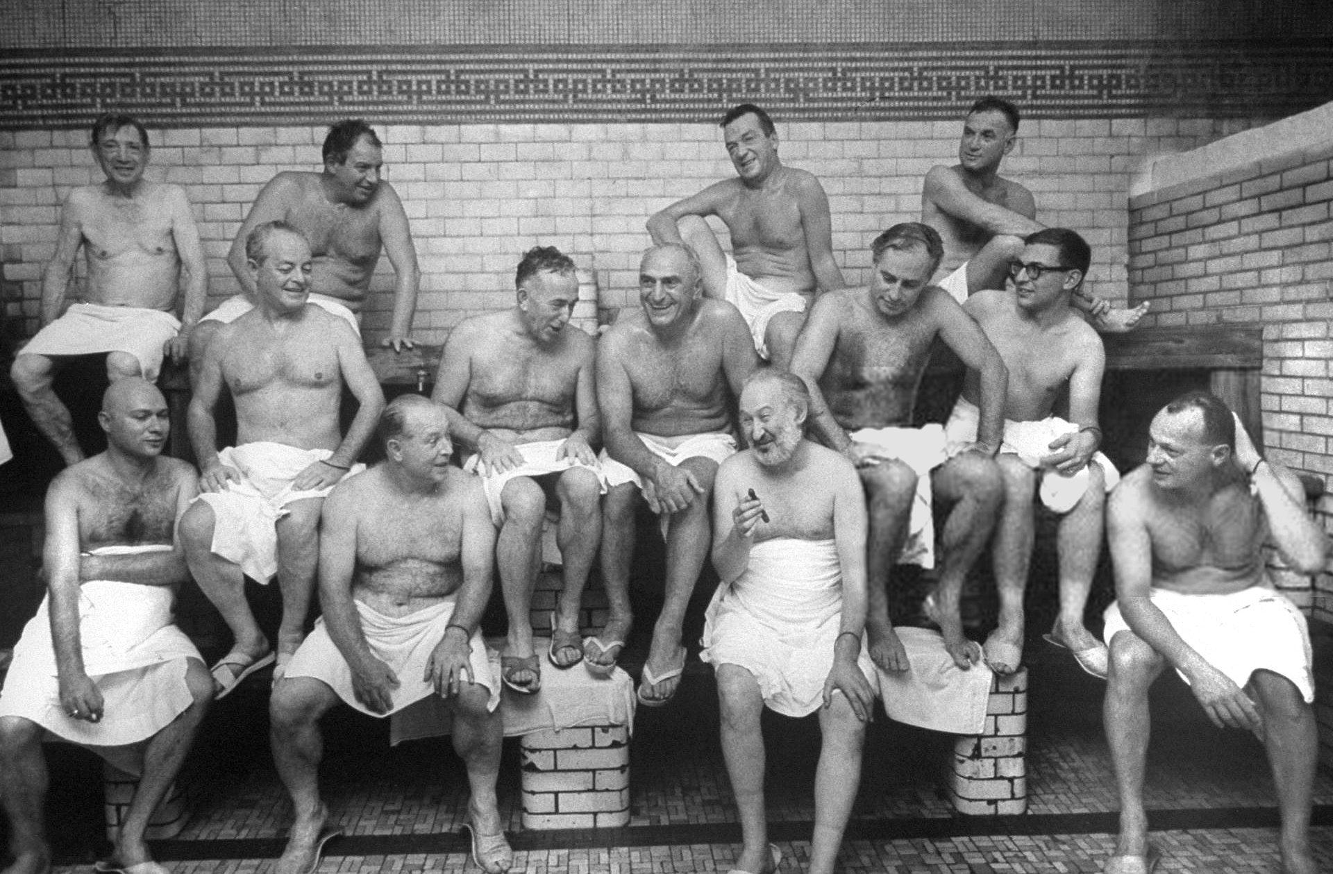 Luxor Baths