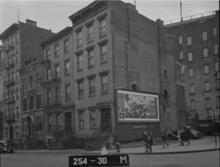 Pike Street 1940