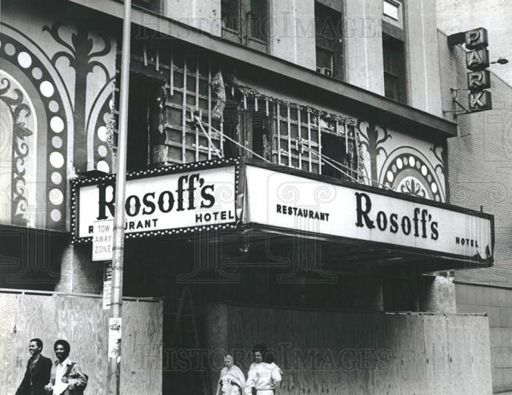 Rosoff's