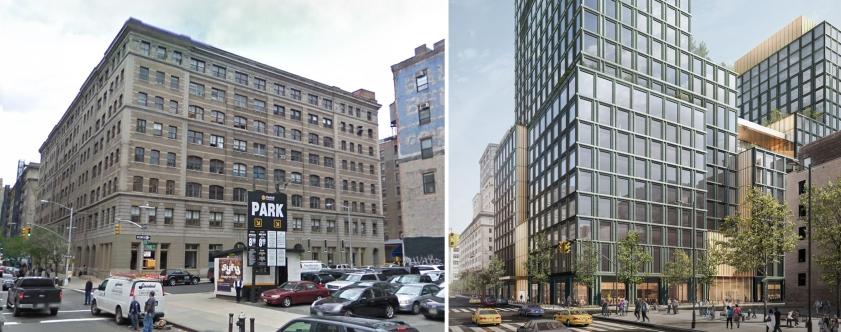 Four Hudson Square