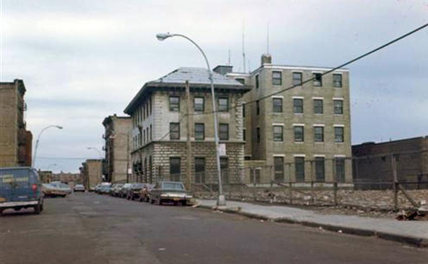 41st precinct